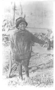 1920   Oklahoma City   4-year-old Charles Christian