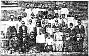 1923   OKC   7-yr-old Charles (1st standing row, 3rd boy from the left)